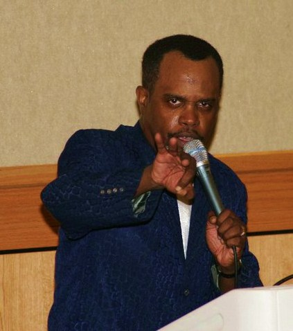 Apostle Kevin Hall
